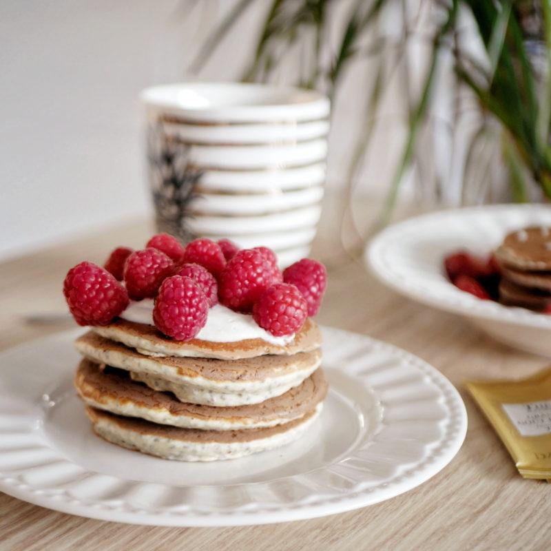 Pancakes à la banane sans sucre ajouté