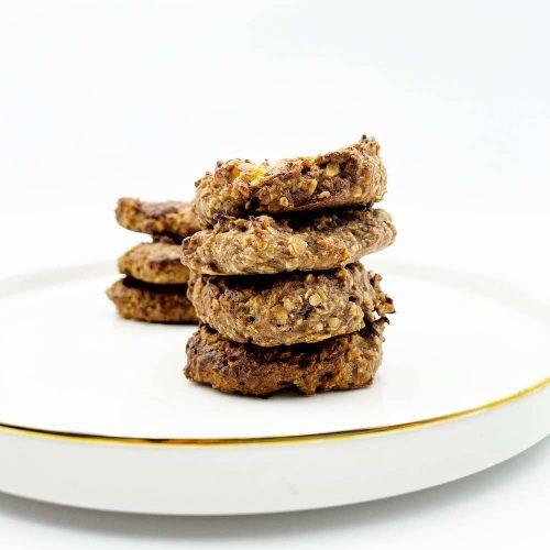 Cookies au chocolat sans sucre